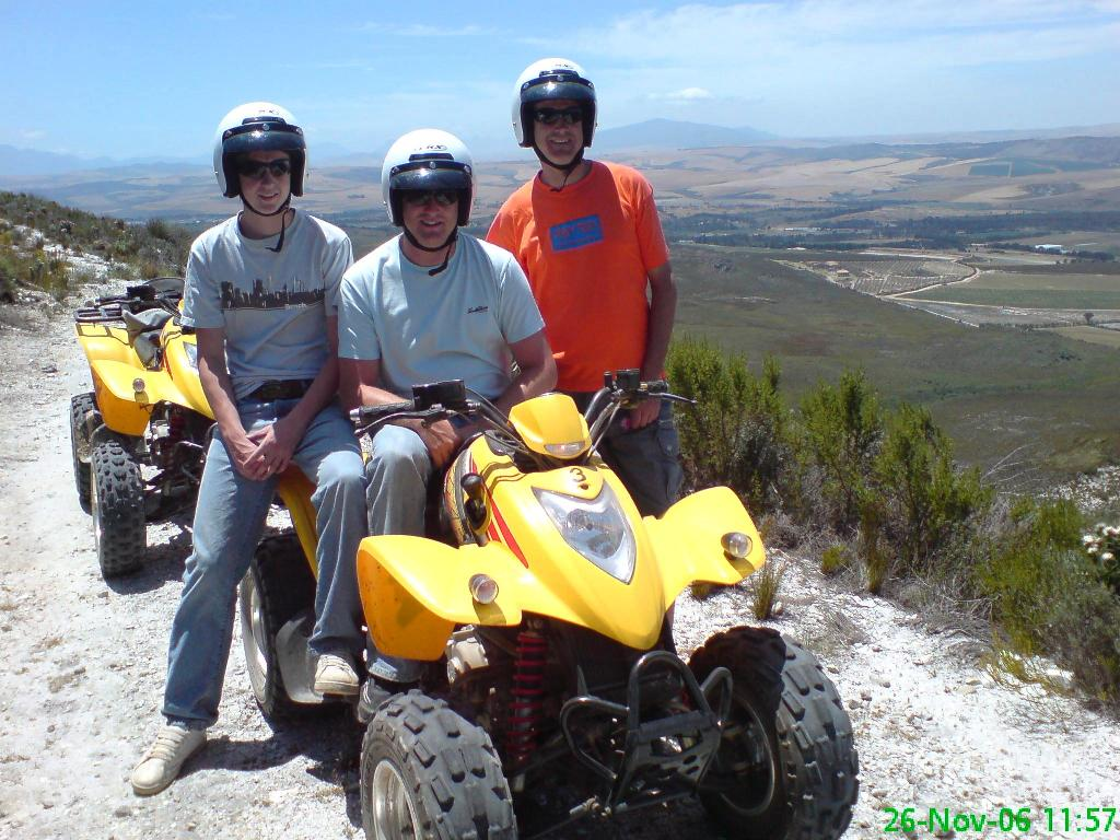 Quad Biking in Hermanus
