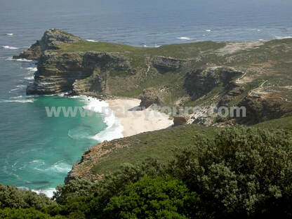 Cape of Good Hope 3 hours from Hermanus